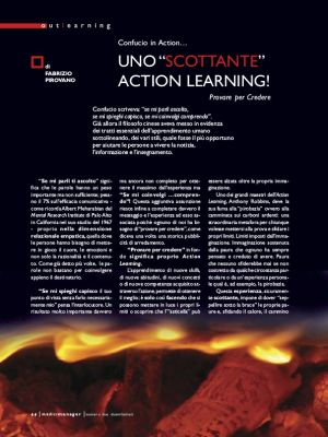 Uno scottante Action Learning